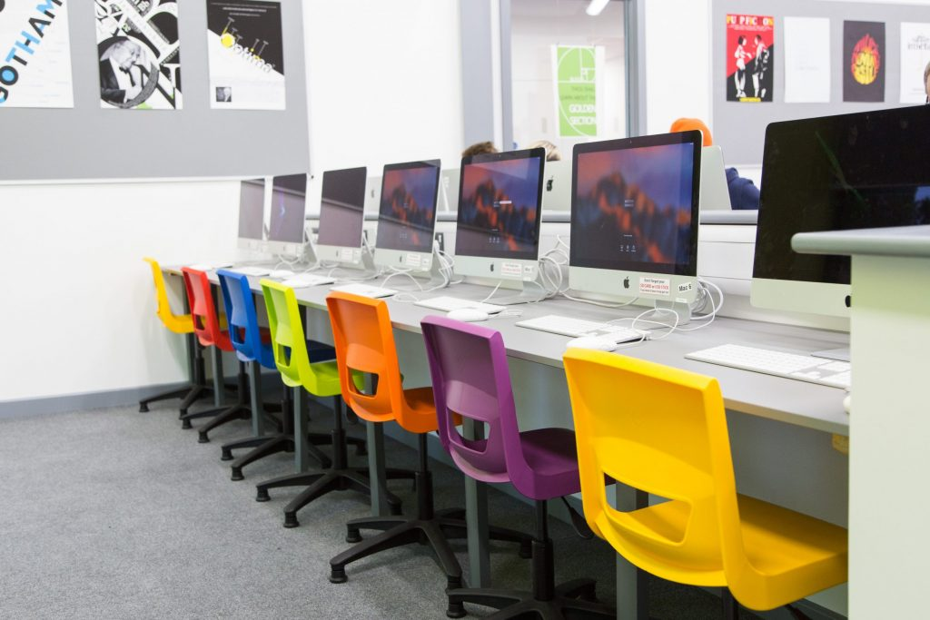 Apple Mac Computer Suite in Maple Building