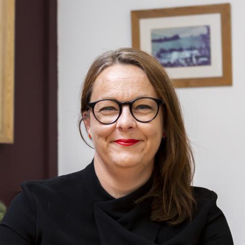 Emma Fielding (Principal)