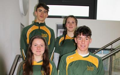 Huish Runners qualify for Somerset Schools Championships