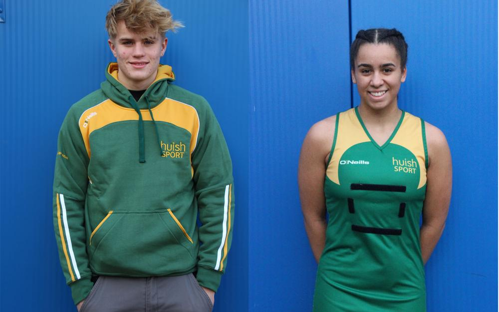 Huish sport students selected to represent England Colleges