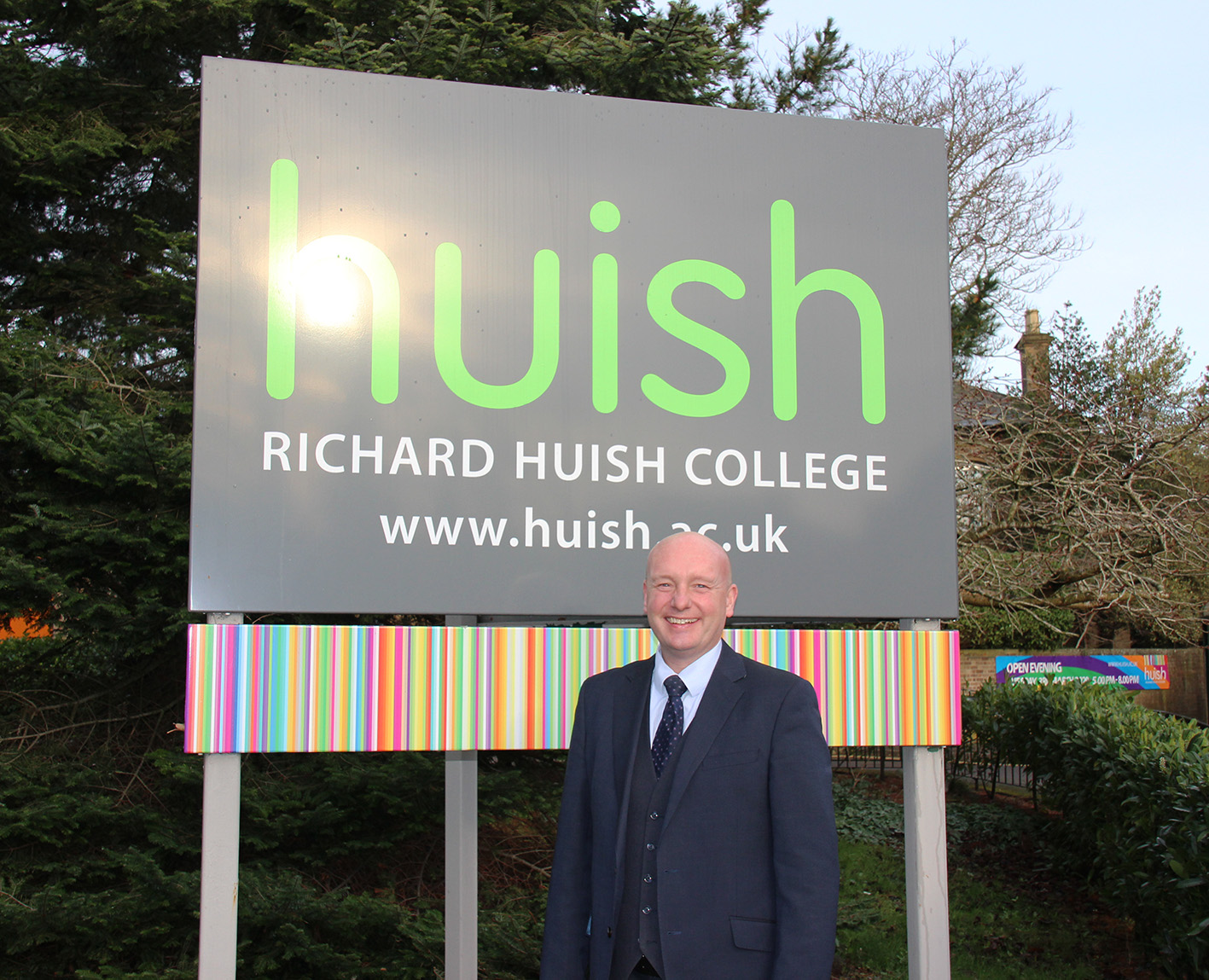 John Abbott (Chief Executive, Huish Education Group)