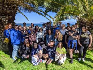 Student group in Greece 2020
