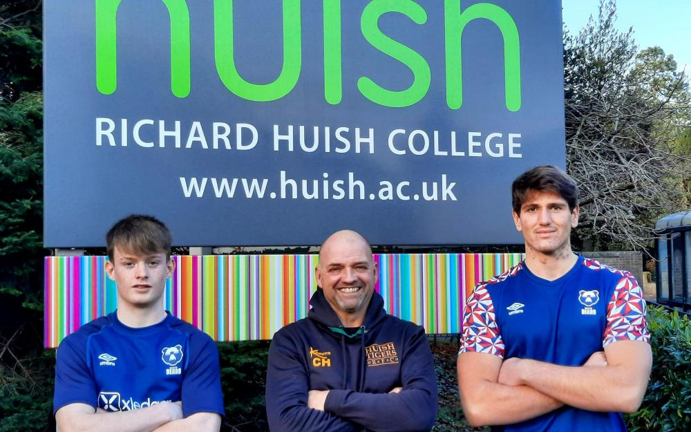 Bristol Bears Academy and Women announces exciting partnership with Huish