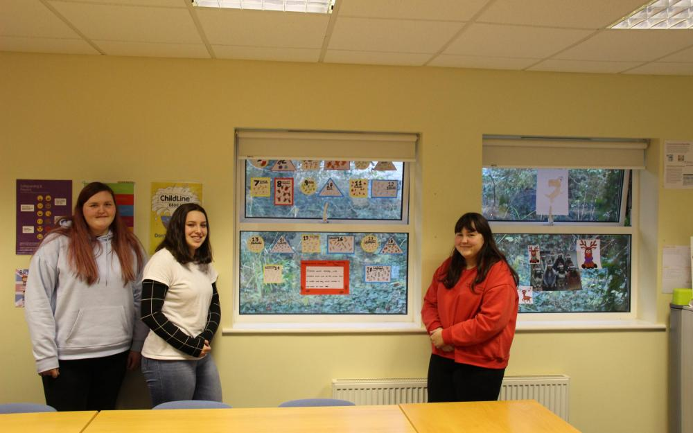 Students and staff get creative for Christmas