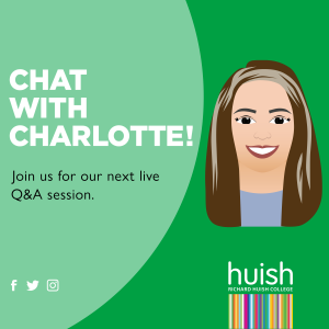 Avatar of Charlotte and reads Chat with Charlotte