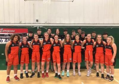 Huish Nationals team photo