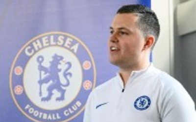 Where are they now? Former Huish Sport student Adrian is working for Chelsea FC