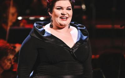 Former Richard Huish student reaches final of the Singer of the World competition