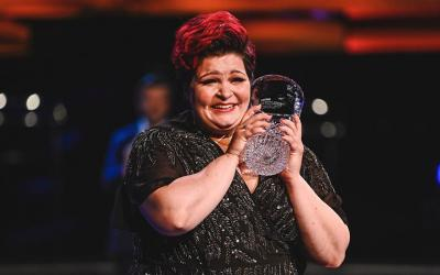 Former Richard Huish student wins audience vote at the Singer of the World competition