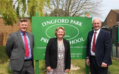 New Head appointed at Lyngford Park Primary School