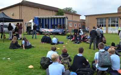 Huish Music On Tour returns for a third year